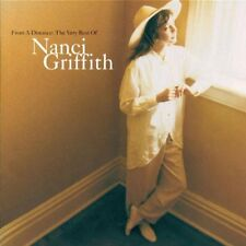 NANCI GRIFFITH FROM A DISTANCE: THE VERY BEST OF CD ALBUM (July 22nd 2002)
