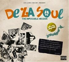 DE LA SOUL - THE IMPOSSIBLE MISSION (CD)