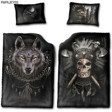 Spiral direct Literie Couette Simple & Taie d'oreiller Wolf dreams ~ UK