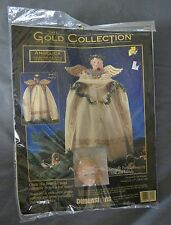 Dimensions Gold Collection ANGELICA Christmas Treetop Angel Doll Kit 68002 NIP