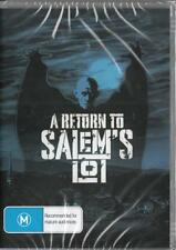 A RETURN TO SALEM'S LOT -  NEW & SEALED DVD FREE LOCAL POST