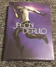 Jason Derulo - Future History - 2 CD & DVD Disk - Promo box set - New & Sealed