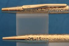 Vintage Cross Century Jewellers Collection Ballpoint Pen, Cased, Instructions
