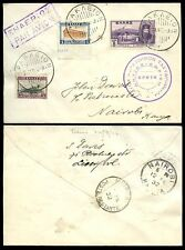 GREECE to KENYA 1932 AIRMAIL FLIGHT