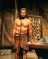 Charlton Heston Shirtless Planet of the Apes 8x10 photo S4112