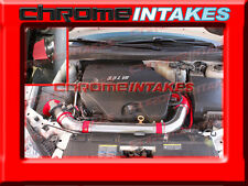 06 07 08/2006 2007 2008 CHEVY MALIBU/PONTIAC G6 3.9 3.9L V6 COLD AIR INTAKE RED