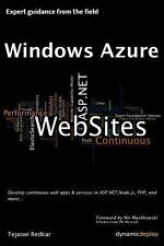 Windows Azure Web Sites: Building Web Apps at a Rapid Pace-ExLibrary