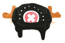 Tony Chopper's Hat Cap Costume Cosplay Black One size unisex