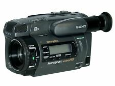 Sony Handycam CCD-TR2000E Hi8 Camcorder - 8mm Video Camera Recorder