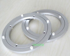 1pc 14'' 350mm Home Hardware Aluminum Round Lazy Susan Bearing Turntable