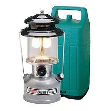 Coleman Premium Dual Fuel(TM) Lantern with Hard Carry Case