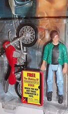 TERMINATOR 2 1991 JOHN CONNOR motorcycle jon conner MOC kenner T2 movie