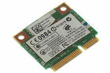 DELL DW1520 BCM4322 Wireless AGN Half MINI PCI-E Broadcom BCM943224HMS WIFI Card