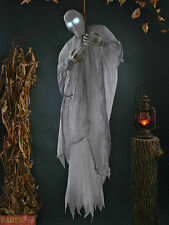 150cm Light Up Halloween Hanging Strangling Ghost Horror Party Prop Decoration