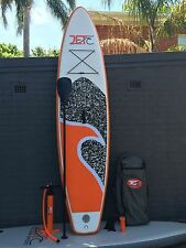Inflatable Stand Up Paddleboard Surfboard SUP 10'6 with Paddle and Pump