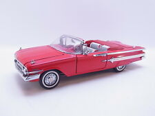 LOT 38965 Franklin Mint 1:24 Chevrolet Impala 1960 Convertible Cabrio neuwertig