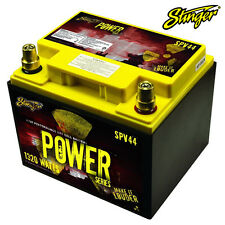 Stinger 725A Dry Cell 12V 1320 Watts High Current Performance Car Audio Battery