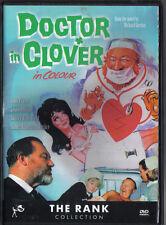DOCTOR IN CLOVER~1966 MINT DVD~LESLIE PHILLIPS SHIRLEY ANNE FIELD JOHN FRASER