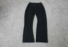Additions by Chico's Black Polyester Spandex Pull On Pants Size 1 Short