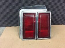 1984 Olds Cutlass Supreme 4 door Sedan right Side Tail Light Lamp NICE
