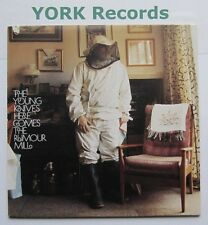 """YOUNG KNIVES - Here Comes The Rumour Mill -Ex 7"""" Single Transgressive TRANS 020X"""