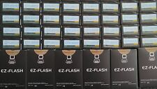 EZ Flash IV Flash Cart 2016 w/ 8GB microSD + 165 GBA games and more, from USA!