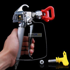 3600PSI Airless Paint Spray Gun w/Tip&Tip Guard For Graco TItan Wagner Sprayers