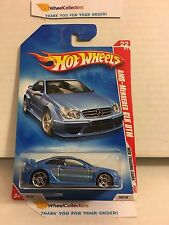 AMG-Mercedes CLK DTM #98 * Blue * 2008 Hot Wheels * Y2
