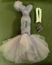 BARBIE SILKSTONE LAVENDER LUXE OUTFIT NEW COMPLETE