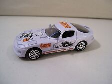 NWOB RACING CHAMPIONS CASPER THE FRIENDLY GHOST '96 DODGE VIPER DIE CAST CAR