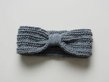 Handmade Crochet Baby Turban Headbands in sizes 0-12 months, made to order.