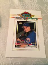 Stadium Club 1993 Jumbo 5x7 Master Photo Larry Walker - NM