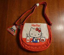 NWT Hello Kitty Con 2014 40th Anniversary RARE EXCLUSIVE HK Crossbody Bag Purse