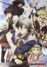 Tales of Xillia 2 poster promo anime official game