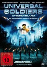 Universal Soldiers - Cyborg Islands (2012) - FSK18 DVD