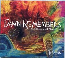 Rich Shapero With Maria Taylor / Dawn Remembers - SEALED