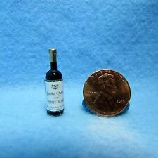 Dollhouse Miniature Replica Bottle Lanoka Valley Pinot Noir Wine ~ HR53933
