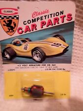 Classic Competition Car Parts 4.5 Volt Armature for CM 360 #3371 Slot Car