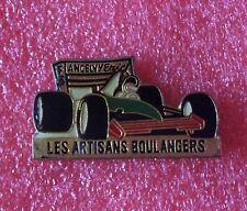 Pins Voiture F3 ANGELY ERIC Les Artisans Boulangers