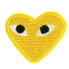 Fashion Hearts Fabric Patches Stickers Clothes Decoration Diy Accessories