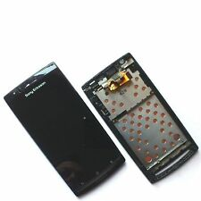 Genuine Sony Ericsson Arc S LT18i front digitizer touch screen glass+LCD display