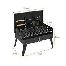 TOP QUALITY BBQ BARBECUE GRILL PORTABLE CHARCOAL GARDEN TRAVEL OUTDOOR CAMPING