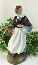 Lovely Vintage Royal Doulton Figurine - Country Lass HN1991 - 1974