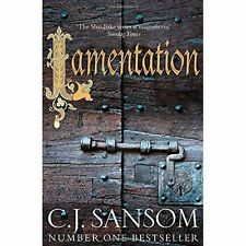 Lamentation (The Shardlake Series), By Sansom, C. J.,in Used but Acceptable cond