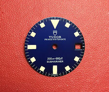 Dial for Tudor Prince Oysterdate submariner 200m/ 666ft ref: 9411 ETA 2824, 2836