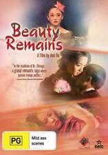 Beauty Remains * NEW DVD * Vivian Wu Zhiwen Wang Xun Zhou