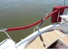 """Set Of 2@ 75"""" Sunbrella LifeLine Covers Sailboat Life Line Covers with Velcro"""