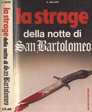 La strage della notte di San Bartolomeo