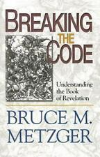 Breaking the Code - Participant's Book: Understanding the Book of Revelation, Br
