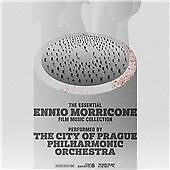 CITY OF PRAGUE PHILHARMONIC...-ESSENTIAL ENNIO MORRICONE FILM MUSIC COLLE CD NEW